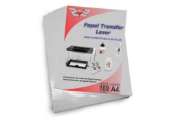 Papel Transfer Laser A4