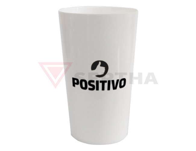 Copos Personalizados 900ml PS Silk