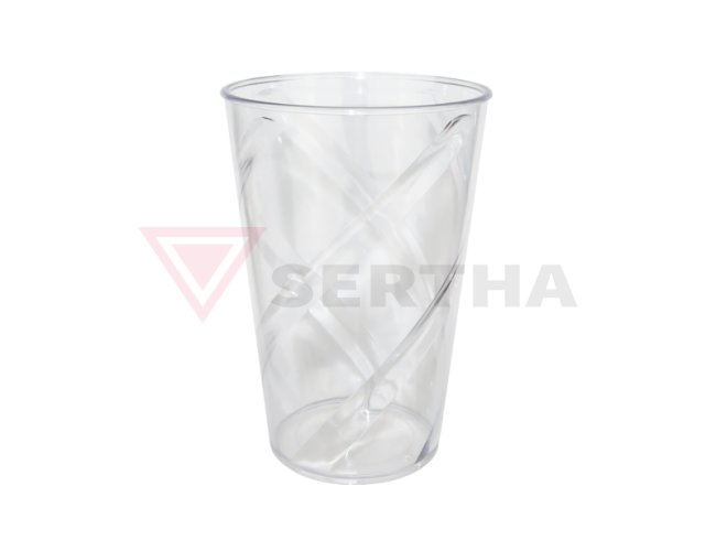 Copo Espiral 750ml PS