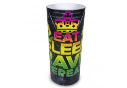 Copos Personalizados Long Drink 320ml PS In Mold Label