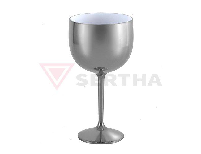 Taça de Gin Metalizada Personalizada